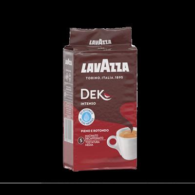 lavazza koffeinmentes kávé intenso