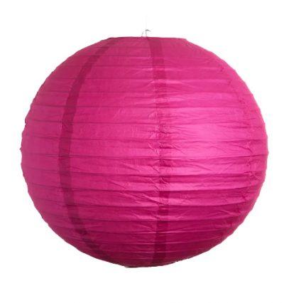 pink lampion