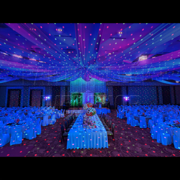 Esküvői projektor