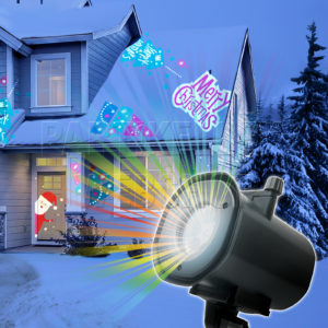 kültéri led projektor