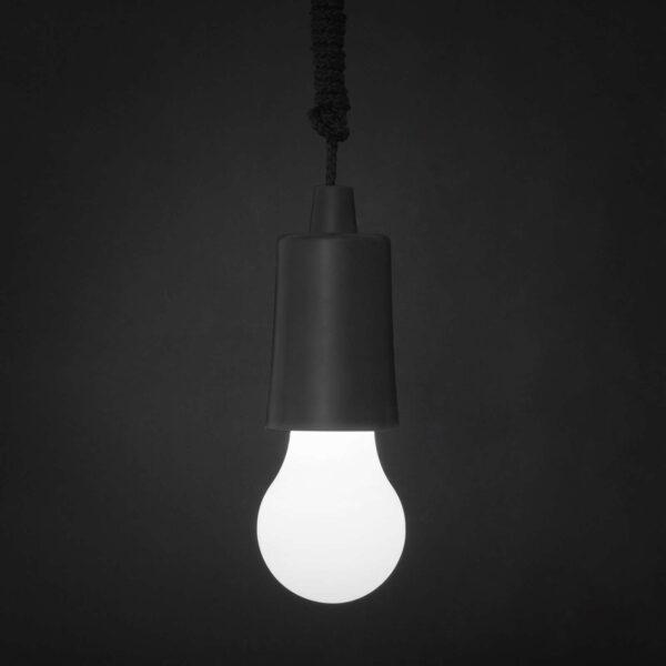 huzokapcsolos lampa fekete 1