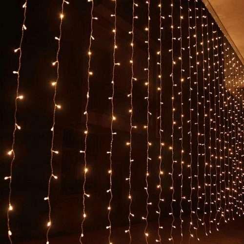 fényfüggöny 3x2m