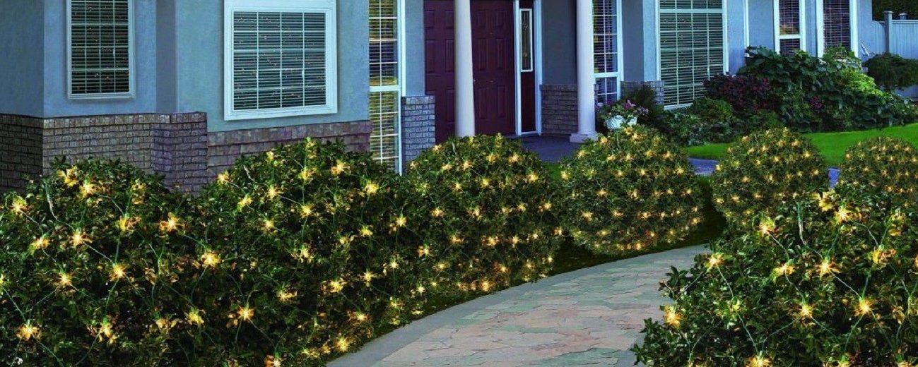 LED fényhálók hideg és meleg fehér színben megvásárolhatók webshopunkban